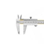Paquímetro Analógico Universal Revest. de Titânio 200mm x 0,02mm - 530-118B-10 - Mitutoyo