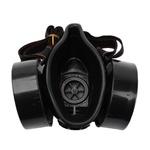 Respirador Semi Facial CG 306 - 012119512 (não acompanha filtros) - Carbografite