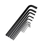 Jogo de Chave Allen Longa 09 peças (1,5mm à 10mm) Belzer