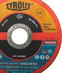 "Disco de Corte Deep Cut 4.1/2"" x 1.6 x 7/8"" - A46Q-BFXA - 557558 - TYROLIT"