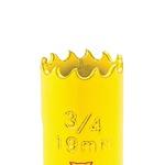 Serra Copo Fast Cut 3/4' (19mm) - FCH0034-G - Starrett