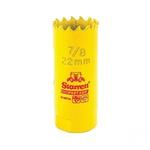 Serra Copo Fast Cut 7/8' (22mm) - FCH0078-G - Starrett