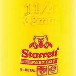 Serra Copo Fast Cut 1.1/4' (32mm) - FCH0114-G - Starrett