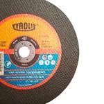 Combo Disco de Corte 2 Telas 9'' x 1/8'' x 7/8'' - 10A30R4B47 - 565177 - TYROLIT