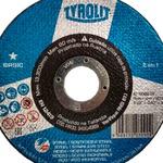 Combo Disco de Corte Deep Cut 4.1/2'' x 1.0 x 7/8'' Basic 2in1 - 34304989 - TYROLIT
