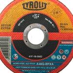 Combo Disco de Corte Deep Cut 4.1/2'' x 1.6 x 7/8'' - A46Q-BFXA - 557558 - TYROLIT