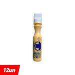 Kit Marcador Industrial Amarelo 3mm 60ml (12 Unidades) - Baden