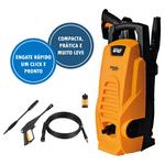 Kit Lavadora Ágil 1400W 220V + Itens Cuidados Com Seu Veículo