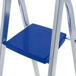 Escada Doméstica Alumínio 4 Degraus - MOR