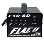 Carregador Inteligente de Bateria 10A-12V Bivolt F10 SD - Flach
