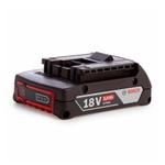 Bateria de Íons de Lítio Bosch GBA 18V 2,0Ah