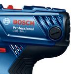 Parafusadeira e Furadeira de Impacto de ½'' Bosch GSB 180-LI, 18V, com 2 Baterias 2,0Ah, 1 Carregador BIVOLT em Maleta