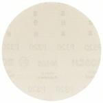 Disco de Lixa Bosch M480 Best for Wood & Paint; 125mm G320 Pacote com 5 unidades