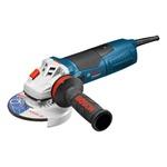 Esmerilhadeira Angular Bosch de 5'' GWS 17-125 CIE com 1700W 220V com Punho auxiliar - BOSCH