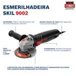 Esmerilhadeira Angular de 4 1/2'' Skil 9002 700W