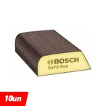 Espuma Abrasiva Best for Profile; 69x26x97mm Fine (10 Unidades) - BOSCH