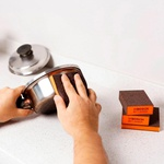 Espuma Abrasiva Bosch Best for Contour; 98x13x120mm Medium (10 Unidades) - BOSCH