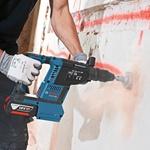 Martelete Perfurador Demolidor a Bateria Bosch GBH 18V-26 SDS-plus,18V, 2,6J EPTA, 2 Baterias 6,0Ah, 1 Carregador 220V em Maleta
