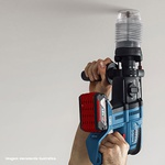Martelete Perfurador a Bateria Bosch GBH 180-LI SDS-Plus,18V, 1,7J EPTA em Maleta