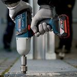 Chave de Impacto a Bateria de ½'' Bosch GDS 18V-LI, 650Nm, 18V, sem Bateria e sem Carregador