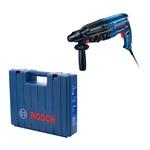 Martelo Perfurador Rompedor Bosch GBH 2-26 DRE 800W 2,7J EPTA em Maleta