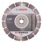 Disco Diamantado Segmentado 230 x 22,23 x 2,3 x 10 mm - BOSCH