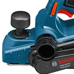 Plaina Industrial 14.000RPM a Bateria 18V GHO 18V-Li - Bosch