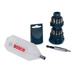 Kit de Pontas Bosch Big Bit para parafusar com 25 Peças