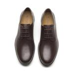 Sapato Masculino Derby Café Palm