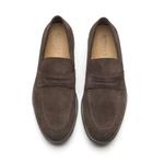 Sapato Masculino Loafer Café Drawaqa