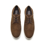 Sapato Masculino Brogue Ferrugem Nusa Dua