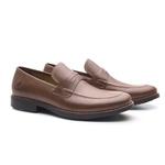 Sapato Masculino Loafer Areia Cogee