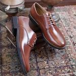 Sapato Masculino Derby Tam Gold Coast
