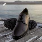 Sapato Masculino Derby Café Silver Strand