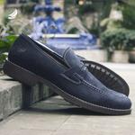 Sapato Masculino Loafer Azul Bondi