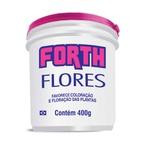 FORTH FLORES FERTILIZANTE EM PÓ 400gr