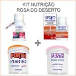 KIT CULTIVADOR CASEIRO NUTRIÇÃO
