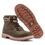 Bota Jhon Boots Tratorada Verde musgo