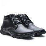 Bota Casual Adventure Rota Shoes Preto 100% Couro