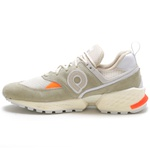Tênis Option Shoes White Orange