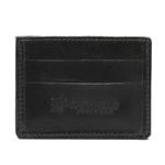 Carteira Essencial Black Leather Premium Raphaello Footwear