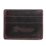 Carteira Essencial Café Leather Premium Raphaello Footwear