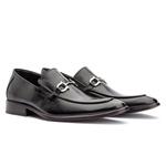 Sapato Couro Premium LoaferPremium Masculino Preto