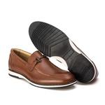 Sapato Loafer Esporte Fino em Couro Legitimo Castor
