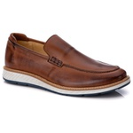 Sapato Masculino Loafer Premium em Couro Legitimo Castor