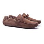 Drive GOA Areia - Mocassim Masculino Loafer Samello