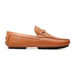 Soft Drive PRISMA Orange - Mocassim Masculino Loafer Samello