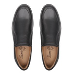 Soft Comfort ORAN MAX Preto - Sapato Masculino Loafer Samello