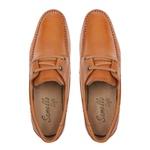 Soft Deckshoes SANTORIM II Orange - Docksides Masculino Samello