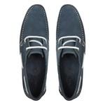 Deckshoes Azul Jeans - Docksides Masculinos Samello